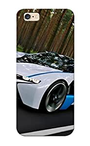 New Fashionable Exultantor Eqrwdb-838-mhmxhxc Cover Case Specially Made For Iphone 6 Plus(cars Concept Art Bmw Vision )