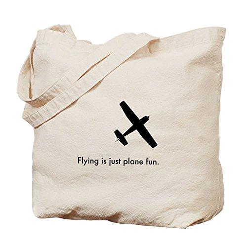 CafePress Tote Bag-Pialla Fun 1407044 Tote Bag