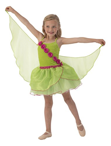 KidKraft Green Winged Fairy Dress Up Costume - M