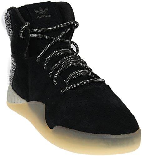 Adidas Tubolare Istinto Stile Mens: S80088-blk / Wht Dimensioni: 7 Ci M