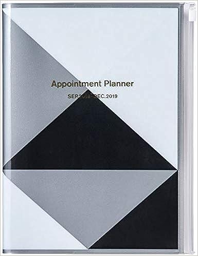 Mark's 2019 Taschenkalender A5 Vertikal, Geometric Pattern Black por None epub