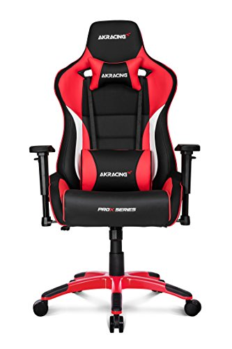 41j8cI3gjZL - AKRacing-Pro-X-Luxury-XL-Gaming-Chair-with-High-Backrest-Recliner-Swivel-Tilt-Rocker-and-Seat-Height-Adjustment-Mechanisms-with-510-warranty-Red