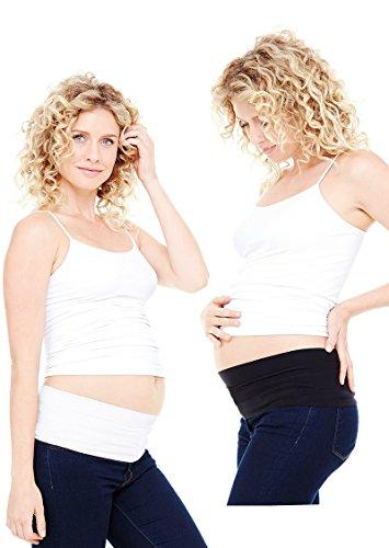 Ingrid & Isabel Bellaband Basic Bundle - S/M - Black & White
