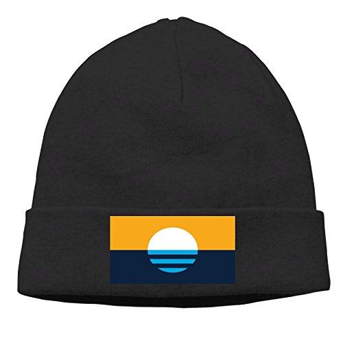 Raining Sunlight Unisex Humor People's Flag Of Milwaukee Casual Flexible Winter Hats/Ski Cap/Beanie/Skully Hat Cap ()
