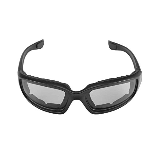 Egal Motorcycle Glasses Windproof Dustproof Eye Glasses Goggles Outdoor Glasses black