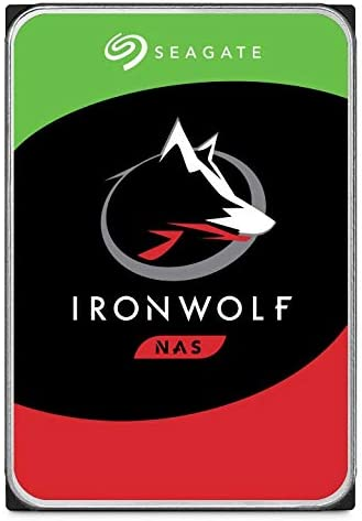 HDD Seagate Ironwolf 2 TB