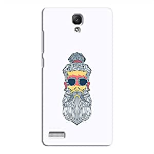 Cover It Up - Hipster Yogi Redmi Note 4G Hard Case