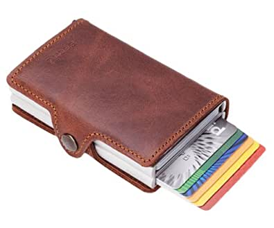 Secrid - Twinwallet Vintage - Brown