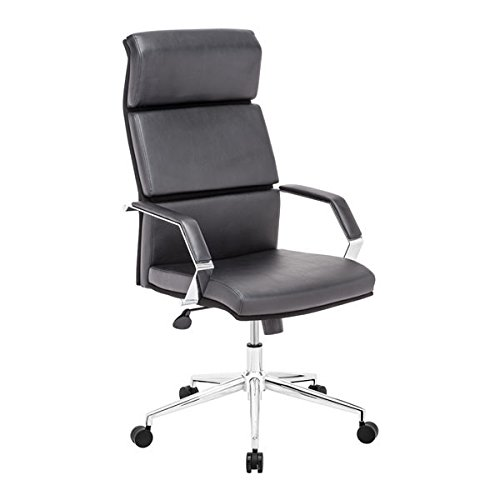 Zuo Modern Modern Bookcase - Zuo Lider Pro Office Chair, Black