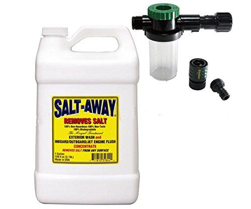 SALT-AWAY ソルトアウェイ ミキサーパッケージ 原液3.7L+専用ミキサー 船 ボート 船舶 マリン●ソルト11   B077XCJHRX