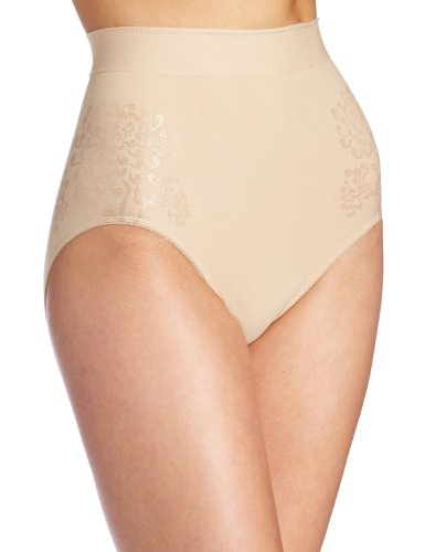 Bali Women's Comfortshape Seamless Brief