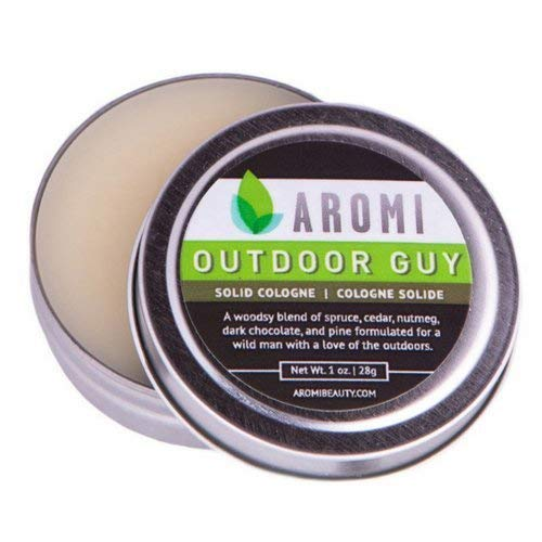 Outdoor Guy Solid Cologne
