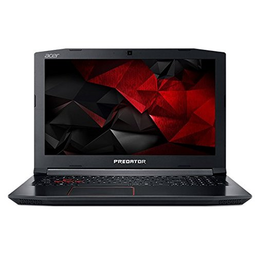 "Price comparison product image Acer Predator Helios 300 Flagship Top Performance 15.6"" FHD Backlit Keyboard Gaming Laptop PC, Intel Core i7-7700HQ Quad-Core, NVIDIA GeForce GTX 1060, 16GB DDR4, 512GB SSD, Windows 10"