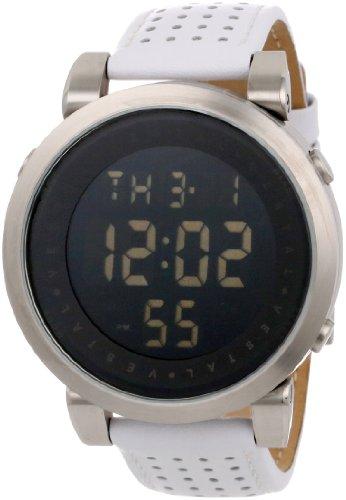 Vestal-Mens-DDL001-Digital-Doppler-All-Black-Leather-Watch