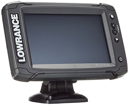 Lowrance Elite-7 TI Med/High Totalscan Fishfinder