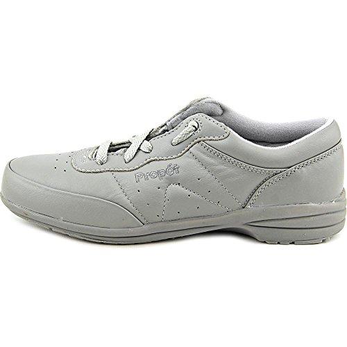 Waschbarer Walker Sneaker der Propet-Frauen Grau