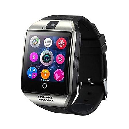 LayOPO Q18 Reloj Inteligente con cámara SIM Ranura para ...
