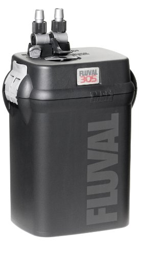 Fluval 305 External Canister Filter - 110V, 260 gallons per hour