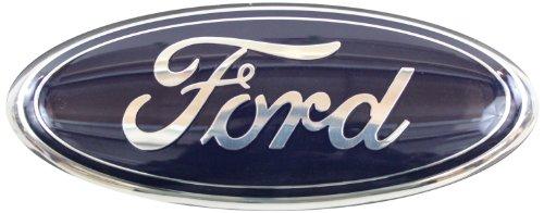 Ford Nameplate (Genuine Ford 4L3Z-1542528-AB Nameplate)