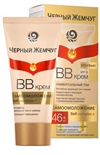 Black Pearl BB-Tonal Face Cream Programm 46+ 45 ml/Черный Жемчуг BB- Тональный Крем для Лица Самоомоложение Программа 46+ 45мл