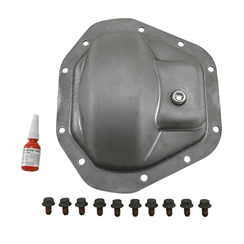 Differential Cover Dodge W250 - Yukon Gear & Axle (YP C5-D70) Steel Cover for Dana 70 Differential