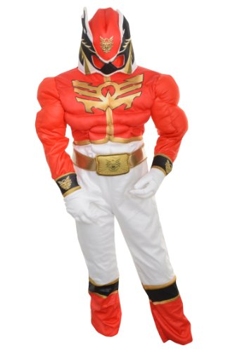 Power Ranger Megaforce Costume