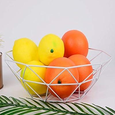 Amazon.com: Wffo Geometric Fruit Vegetable Wire fashion ...