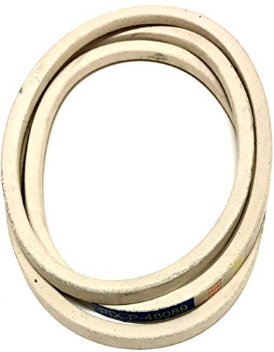Pix Belt with Kevlar Made to FSP Specifications Replaces Scag Blade Drive Belt 48089, 48