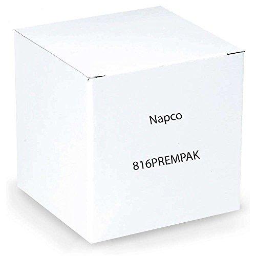 Napco Security NP816PREMPAK Napco Gemini P816 Security System Kit with GEM-RP1CAe2 - Panel Security Gemini