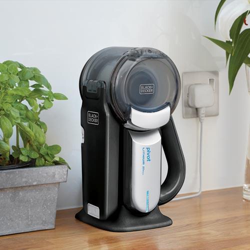 Black Decker Bdh2000pl >> Amazon.com - BLACK+DECKER BDH2000PL MAX Lithium Pivot Vacuum, 20-volt