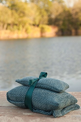 The Therapy Pillow Set: HOURS of year round comfort:Temperature Therapy (hot/cold), Hug Therapy (3 lbs of pressure), and Aromatherapy. (Comfort Essentials Set)