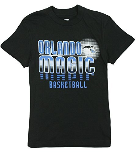 Outerstuff Orlando Magic NBA Kids Youth Extreme Logo T-Shirt, Black