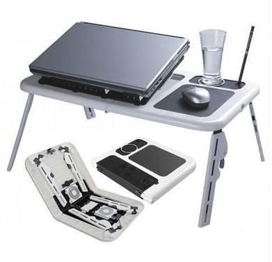 d80c055fc1e1 Singh Sales E-Table, Portable Adjustable Height Laptop: Amazon.in ...