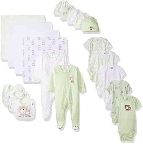 Gerber 19 Piece Baby Essentials Gift Set