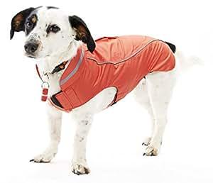 Kruuse Buster Strawberry Raincoat, Medium/Large