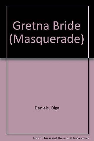 book cover of Gretna Bride