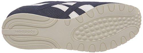 electric collegiate Femme Flash Bleu Slim Sneakers Ep Classic chalk Basses Nylon Reebok Navy 1Wvq8n