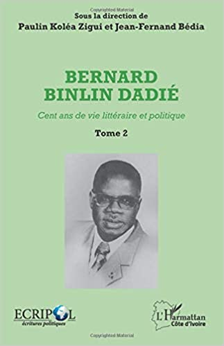 Image result for Bernard Binlin Dadié