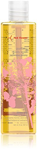 Red Flower Japanese Peony Purifying Body Wash, 8 ()