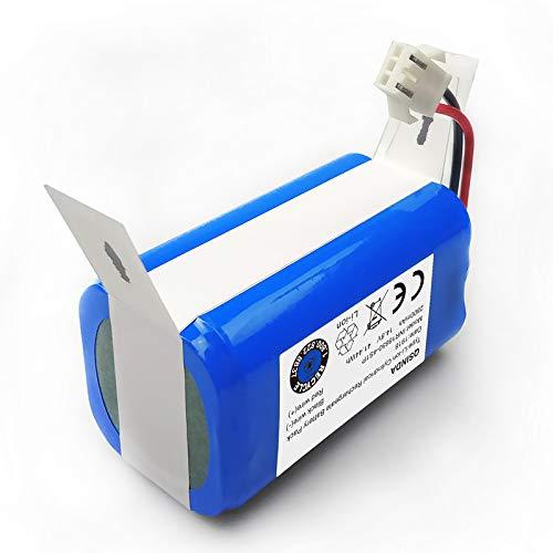 TOOGOO Replacement 14.8V 2800Mah Vacuum Lithium Battery for Deebot N79S Robotic Vacuum Cleaner