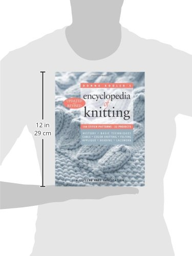 Donna Kooler's Encyclopedia of Knitting by Leisure Arts (Image #1)
