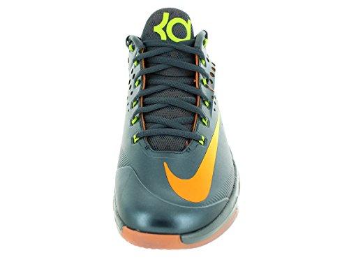 Nike - KD Vii Elite - Color: Arancione-Giallo-Nero - Size: 41.0