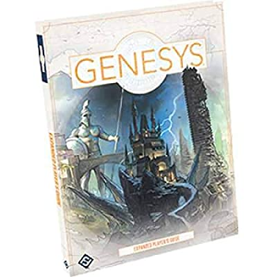 Genesys Expanded Player'S Guide: Toys & Games