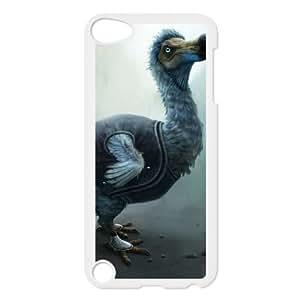 iPod Touch 5 Case White Disney Alice in Wonderland Character The Dodo 002 YWU9287700KSL