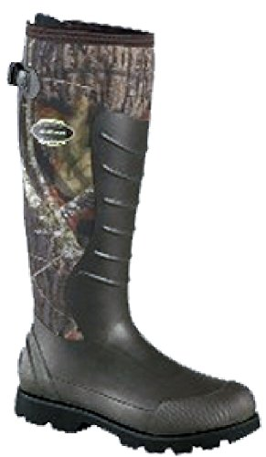 LaCrosse 150068 Alpha Mudlite 18-inch Safety Toe Boot Realtr