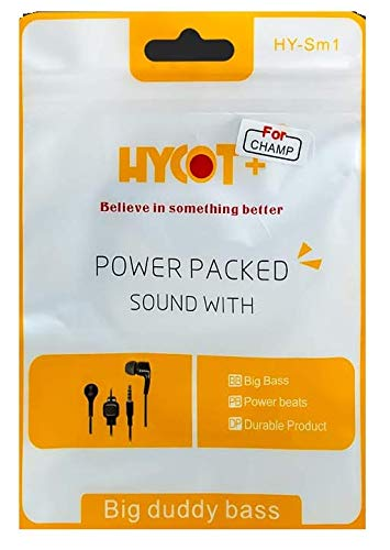 For in Earphone Amazon Champ Stereo Hycot Electronics