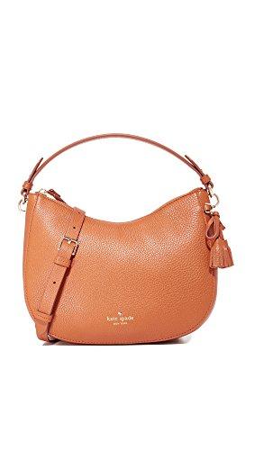 York Cognac Warm Women's Street New Spade Bag Aiden Hayes Kate Small Hobo BqHEZn