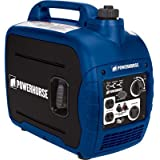 Powerhorse Gas Powered Portable Inverter Generator - 2,000 Starting / 1,600 Running Watts, Quiet CARB-Compliant Electric Generator