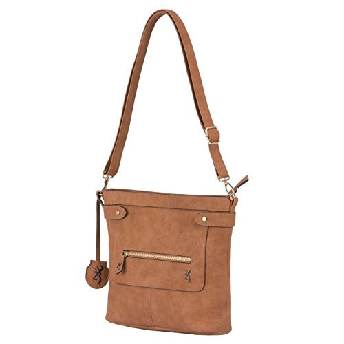 Browning Concealed Carry Purse, Catrina, Brown
