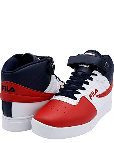 Red Navy Sneaker White Men's Fila Vulc MP 13 x6ZwqpHg8H